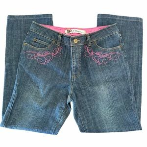 Minnie Mouse Jeans Disney Store Exclusive